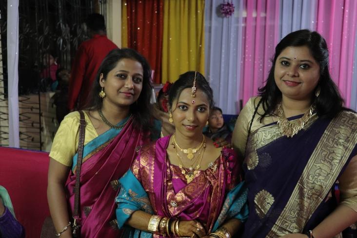 Sabiha, Rituraj and me