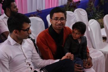 Udipta, Pulak and Gorilla