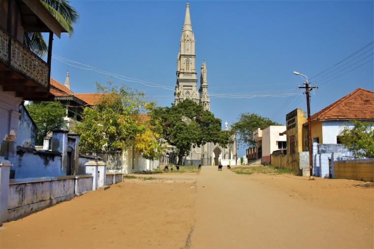 21. The sleeping village of Manapad